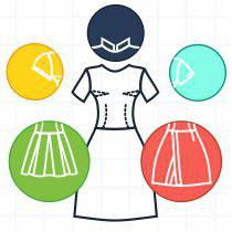 Online Sewing Pattern Draughting